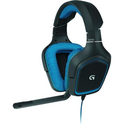 Auriculares Logitech G430 con micrófono y sonido 7.1