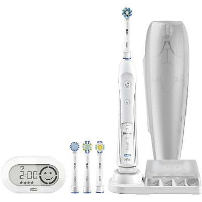 Cepillo eléctrico Oral-B White 6000 con Bluetooth