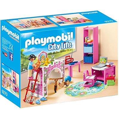 Habitación infantil de Playmobil