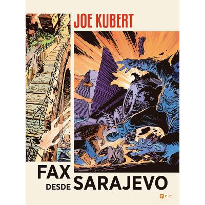 Novela gráfica Fax desde Sarajevo