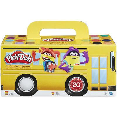 Pack de 20 botes de Play-Doh