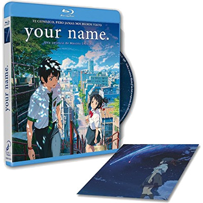 Película Your Name en Blu-ray