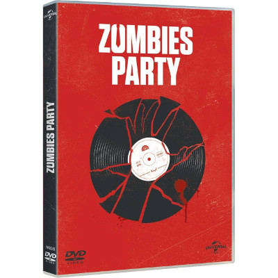 Película Zombies Party en DVD