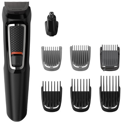 Recortador para cara y cabello Philips Multigroom series 3000