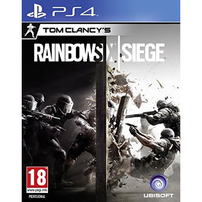 Videojuego Tom Clancy's Rainbow Six Siege