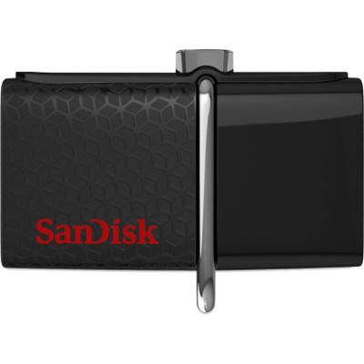Memoria USB 3.0 de 256GB con micro USB y USB Sandisk Ultra Dual