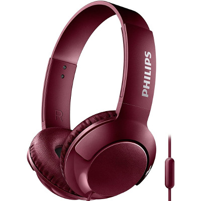 Auriculares con cable Philips Bass+