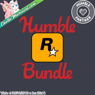 Humble Rockstar Bundle