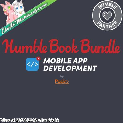 Libros de desarrollo de aplicaciones móviles Humble Book Bundle