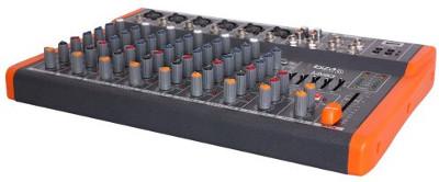 Mesa de mezclas Ibiza Sound MX801 detalle