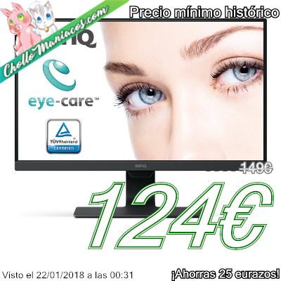 Monitor IPS de 23,8 pulgadas BenQ GW2480