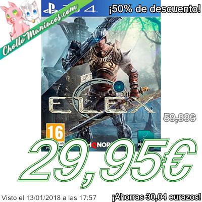 Videojuego Elex para Playstation 4
