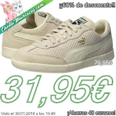 Zapatillas Puma liga Suede Perf