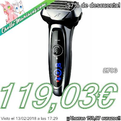 Afeitadora Premium Panasonic ES-LV65