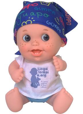 Baby pelón de Juegaterapia 01 Alejandro Sanz