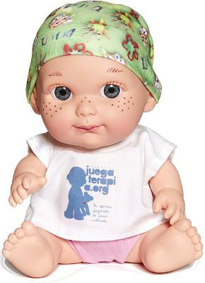 Baby pelón de Juegaterapia 02 Elsa Pataky