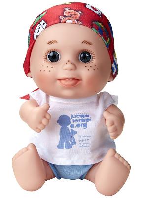Baby pelón de Juegaterapia 04 Jorge