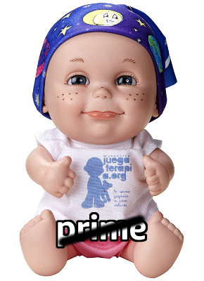 Baby pelón de Juegaterapia 06 Paula Echevarría No Prime