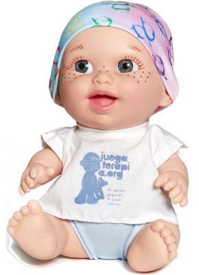 Baby pelón de Juegaterapia 07 Ricky Martin