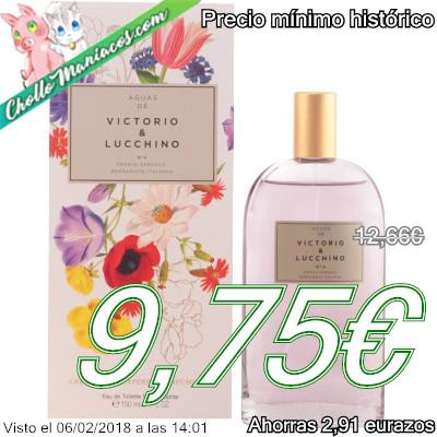 Colonia de 150ml Victorio & Lucchino Agua Nº 4