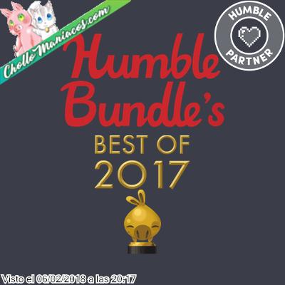 Pack de lo mejor de Humble Bundle de 2017