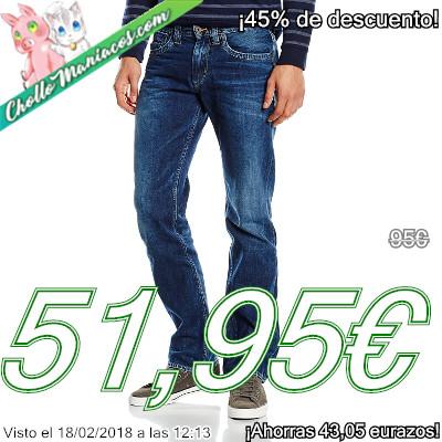 Pantalones vaqueros Pepe Jeans Kingston Zip