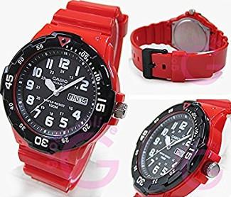 Reloj Casio Collection MRW-200HC-4BVEF detalle