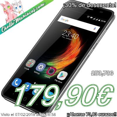 Smartphone ZTE Blade A610 PLUS con 4GB de RAM y 32GB