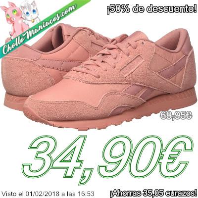 Zapatillas Reebok CL Nylon