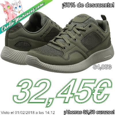 Zapatillas Skechers Depth Charge-Eaddy